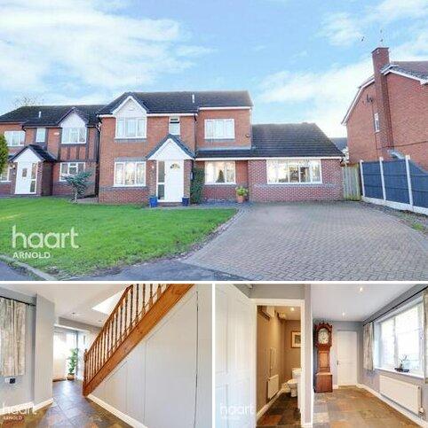 5 bedroom detached house for sale - Pavilion Road, Nottingham