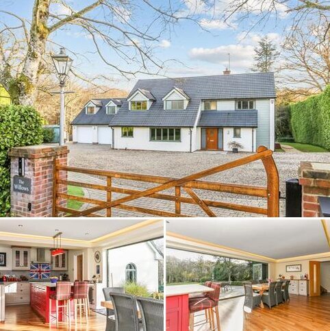 5 bedroom detached house for sale - Blindmans Gate, Woolton Hill, Newbury, Hampshire, RG20