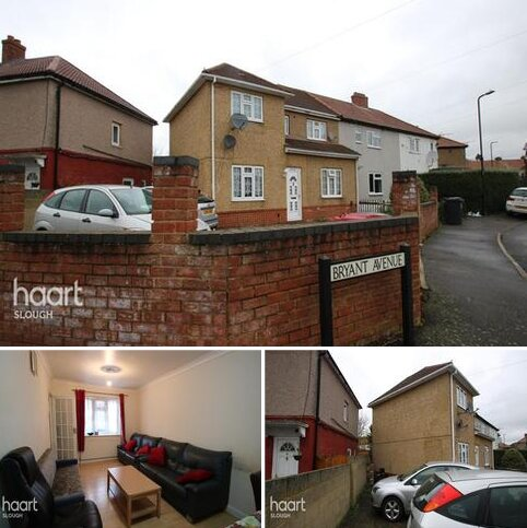 4 bedroom semi-detached house for sale - Hungerford Avenue, Slough
