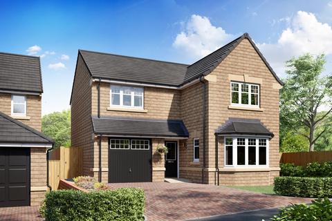 4 bedroom detached house for sale - Plot 45 - The Settle V0 at Foresters View, Roes Lane, Crich, Derbyshire, DE4 5DH DE4