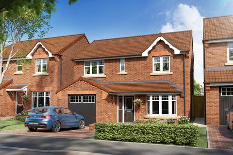 4 bedroom detached house for sale - Plot 50 - The Birkwith at Heritage Green, Rother Way, Chesterfield, Derbyshire, S41 0UB S41
