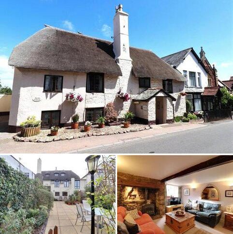 5 bedroom semi-detached house for sale - High Street, Porlock