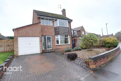 3 bedroom detached house for sale - Sevenoaks Avenue, Mackworth