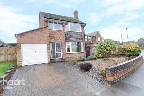 3 bedroom detached house for sale - Sevenoaks Avenue, Mackworth