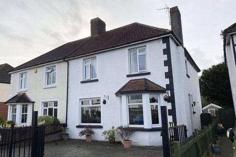 4 bedroom semi-detached house for sale - Dilwyn Gardens Bridgend CF31 3NT