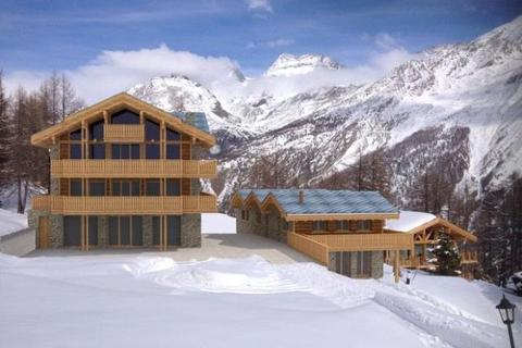 Plot - Hohnegg Lodge, Saas Fee