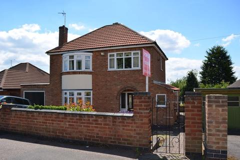 3 bedroom detached house for sale - Church Hill Road, Thurmaston