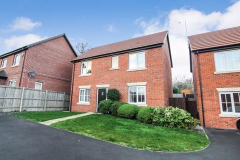 3 bedroom detached house for sale - Parkwood Close, Alfreton