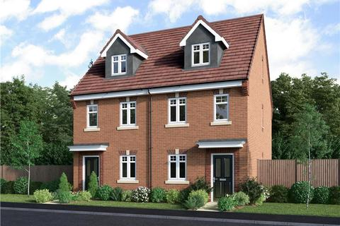 3 bedroom semi-detached house for sale - Plot 28, Masterton at The Gables at City Fields, Stanley Parkway WF1