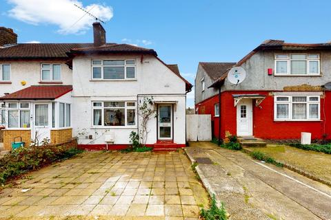 3 bedroom end of terrace house for sale - Attewood Avenue, Neasden