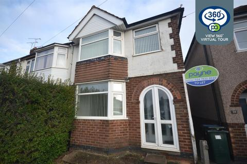 3 bedroom end of terrace house to rent - Mile Lane, Coventry