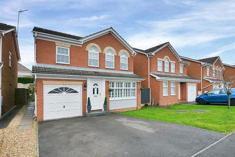 4 bedroom detached house for sale - Washington Drive, Mansfield