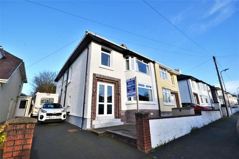 4 bedroom semi-detached house for sale - Steele Avenue, Carmarthen
