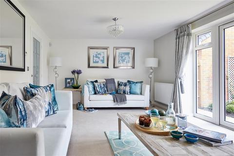 4 bedroom detached house for sale - Plot The Monkford - 349, The Monkford - Plot 349 at Marston Grange, Marston Grange, Beaconside, Marston Gate ST16