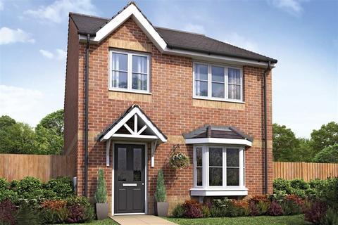 4 bedroom detached house for sale - Plot The Lydford - 350, The Lydford - Plot 350 at Marston Grange, Marston Grange, Beaconside, Marston Gate ST16