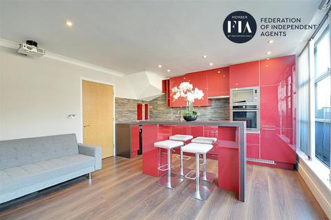 2 bedroom duplex for sale - Goat Wharf, Ferry Quays, Brentford