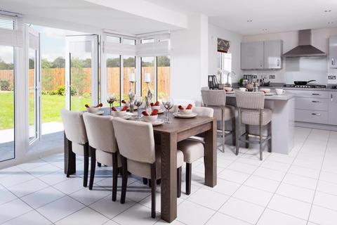 4 bedroom detached house for sale - Plot 41, Bradgate at David Wilson Homes at Kibworth, Fleckney Road, Kibworth, LEICESTER LE8