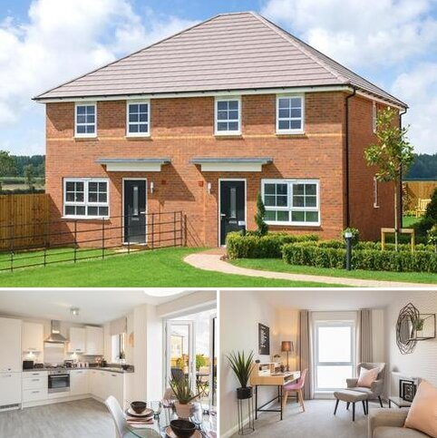 3 bedroom semi-detached house for sale - Plot 9, Maidstone at Elwick Gardens, Riverston Close, Hartlepool, HARTLEPOOL TS26