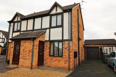 2 bedroom semi-detached house for sale - Amber Court, Blyth, Northumberland, NE24 5RU