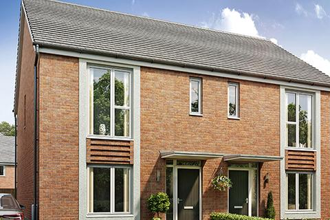 St. Modwen Homes - Pear Tree Fields