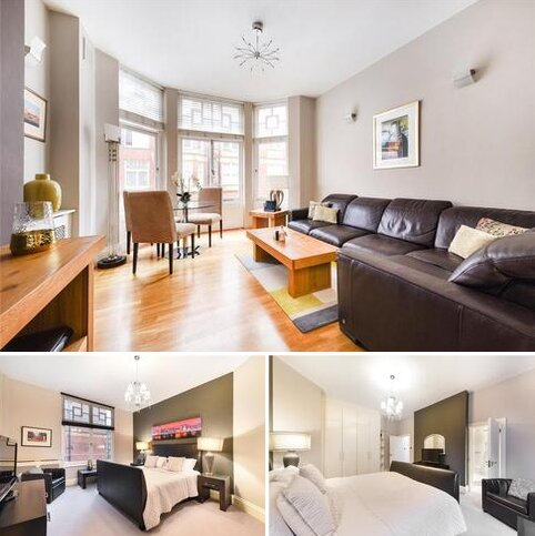 2 bedroom flat for sale - Montagu Mansions, W1U