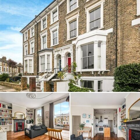 3 bedroom maisonette for sale - Lauriston Road, South Hackney, London, E9