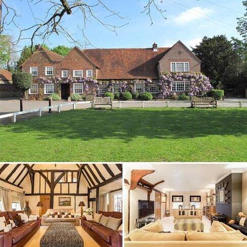 5 bedroom detached house for sale - Village Road, Denham Village, Buckinghamshire, UB9