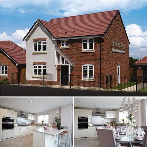 4 bedroom detached house for sale - Plot 88, Astwood at Heritage Grange, Hinckley Road, Sapcote LE9