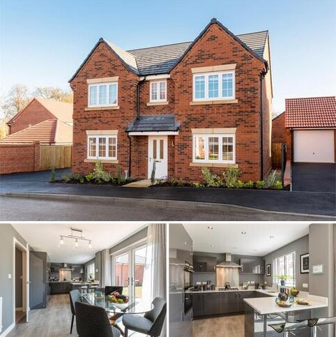 4 bedroom detached house for sale - Plot 89, Whittington at Heritage Grange, Hinckley Road, Sapcote LE9