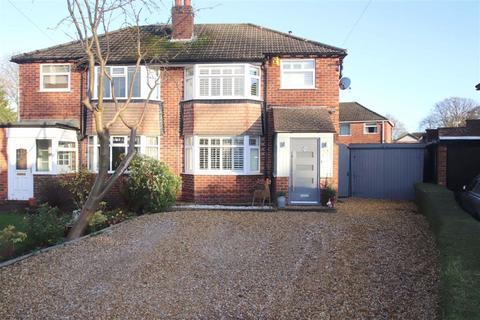 3 bedroom semi-detached house for sale - Moorway, Off The Circuit, Wilmslow