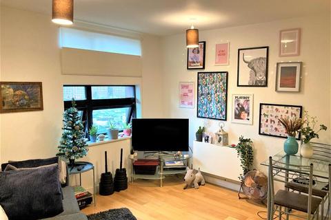 1 bedroom flat - Islington Wharf, 153 Great Ancoats Street, Manchester, M4 6DN