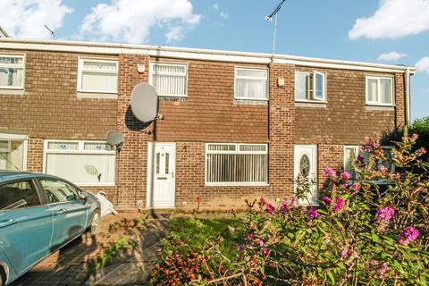 3 bedroom terraced house to rent - Tudor Way, Kingston Park, Newcastle upon Tyne, Tyne and Wear, NE3 2RG