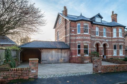4 bedroom semi-detached house - Cambridge Road, Hale, Altrincham, Greater Manchester, WA15