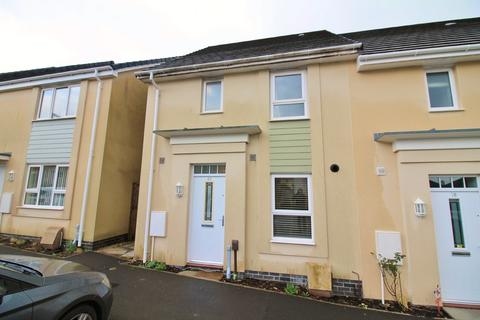 3 bedroom end of terrace house for sale - Unity Park, Plymouth
