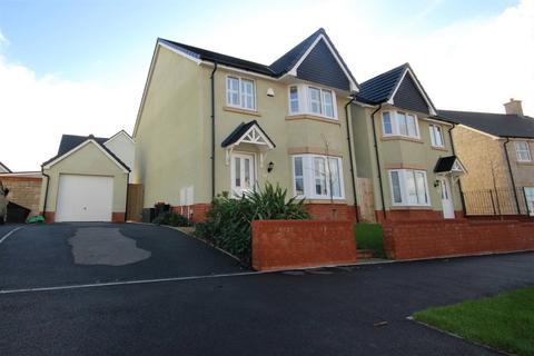 4 bedroom detached house - Dunraven Close, Cowbridge, Vale of Glamorgan, CF71 7FG