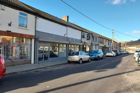 Retail property (high street) to rent - Double Fronted Two Storey Shop and Premises, 4-5 Ceridwen Street, Maerdy, RCT, CF43 4AE