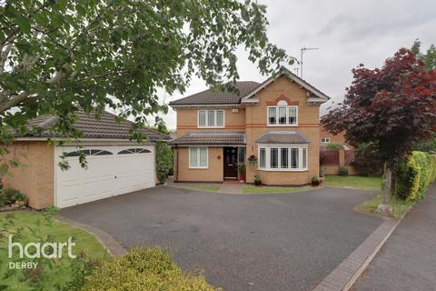 4 bedroom detached house for sale - Fosbrook Drive, Castle Donington