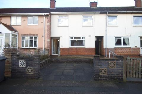 3 bedroom terraced house to rent - Croyland Green, Netherhall, Leicester, LE5 2LB