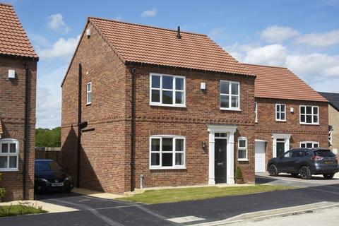 3 bedroom detached house - Dawnay Park, Driffield