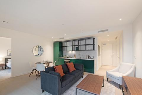 1 bedroom apartment to rent - Wardian East Tower, Canary Wharf, E14