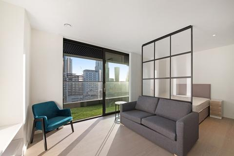 Studio to rent - Wardian East Tower, Canary Wharf, E14