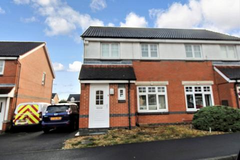 3 bedroom semi-detached house to rent - Ingleby Way, South Beach Estate, Blyth
