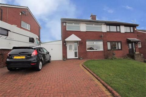 3 bedroom semi-detached house for sale - Harewood Road, Norden, Rochdale, OL11 5TN