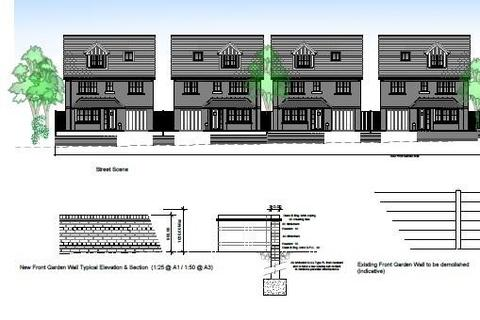 Plot for sale - Brougham Terrace, Hartlepool