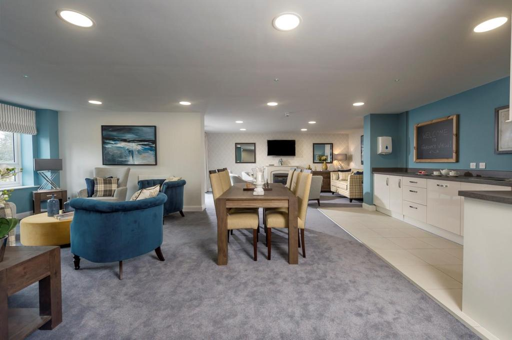 Fairway View Communal Lounge