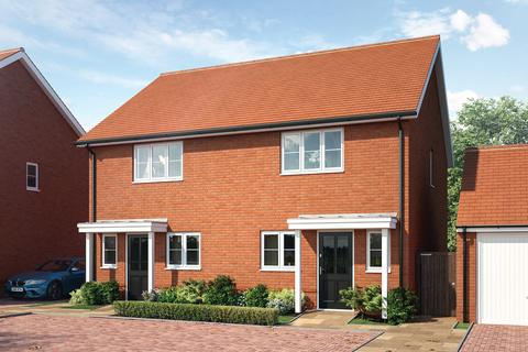 2 bedroom terraced house - Plot 80, The Woods at Crown Fields, Street End Road, Chatham ME5