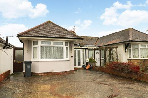 2 bedroom semi-detached bungalow for sale - George V Avenue, Lancing