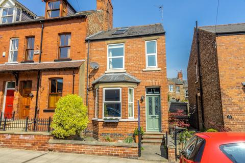 3 bedroom end of terrace house for sale - Cameron Grove, Bishopthorpe Road, York