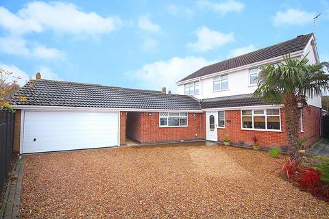 5 bedroom detached house for sale - Hambleton Close, Leicester Forest East