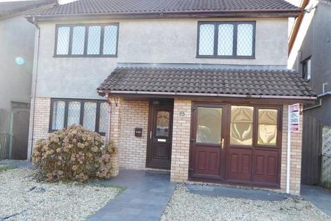 4 bedroom detached house for sale - Riverside , Aberkenfig, Bridgend. CF32 9DA